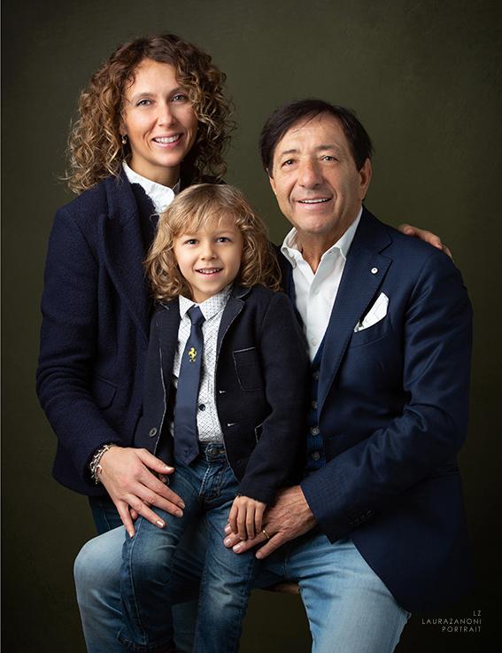 Anelotti Famiglia